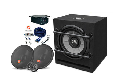 JBL Stage audio upgrade