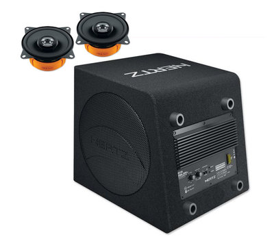 Hertz Audio upgrade set