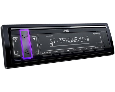 JVC KD-X361BT BLUETOOTH USB AUTORADIO